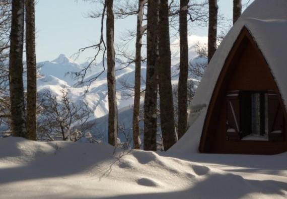 Un séminaire authentique dans les chalets de la montagne Basque