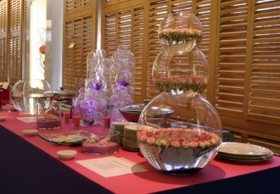 Des cocktails dînatoires créatifs orchestrés par nos traiteurs