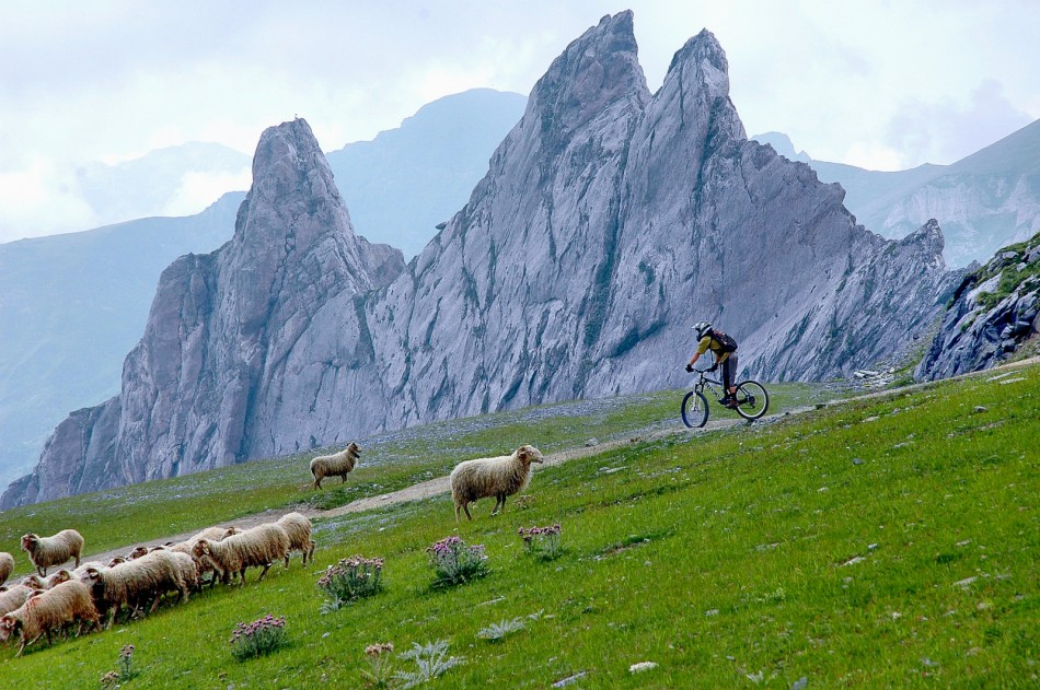 Les Pyrénées, notre terrain de jeu