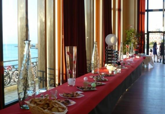 Evènementiel culinaire : des professionnels à votre service