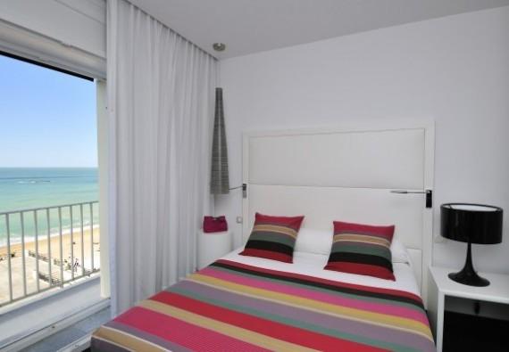 Un balcon sur la mer... à Biarritz